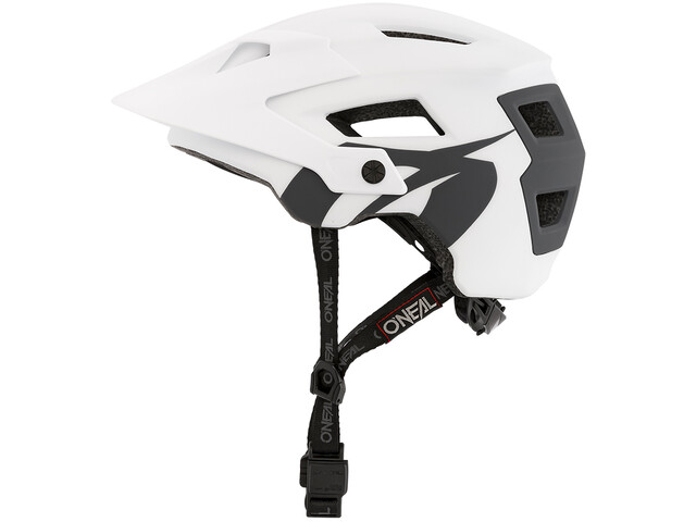 O'Neal Defender 2.0 Fietshelm, solid-white/gray
